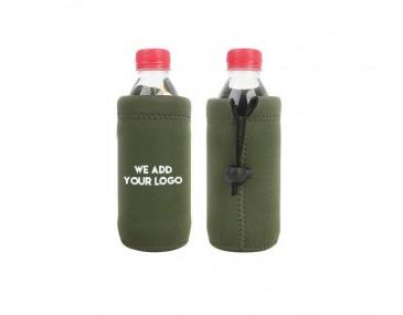 Logo Emblazoned Bulk Baby Bottle Holders